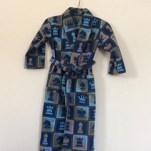 Other - Fleece robe size 5-6